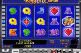 King of Cards jogo grátis de cassino online