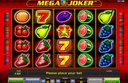 Caça-níqueis jogo grátis Mega Joker Novo online