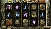 Caça-níqueis jogo Steam Punk Heroes grátis online