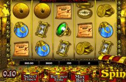 Caça-níqueis de cassino grátis Treasure Room