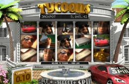 Maquininha de cassino slot Tycoons grátis
