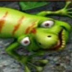 O símbolo Gecko do caça-níqueis de cassino online grátis Aztec Treasures