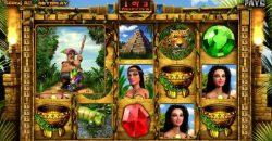 Especial do caça-níqueis grátis Aztec Treasures