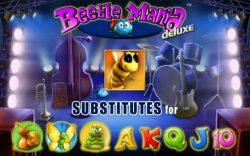 Slot Beetle Mania Deluxe - seu melhor entretenimento