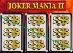 Multiplicadores 2x do Joker Mania II