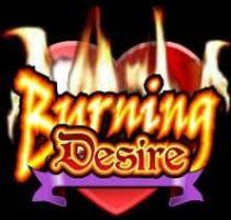 Caça-níqueis - símbolo curinga Burning Desire