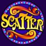 Scatter -- o símbolo disperso do caça-níqueis Carnaval de entretenimento