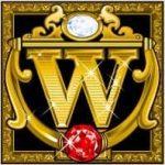 O Símbolo Curinga (Wild) da slot online grátis Cashville