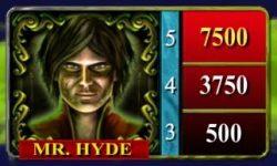 Caça-níqueis online grátis Jekyll and Hyde