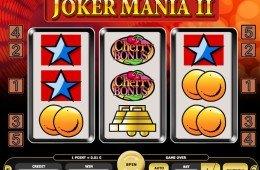 Caça-níqueis de cassino online grátis Joker Mania II