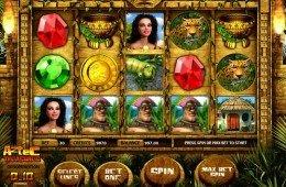 Caça-níqueis grátis online Aztec Treasures