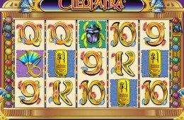 Caça-níqueis grátis online Cleopatra