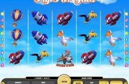 Jogo caça-níqueis de cassino grátis Fly for Gold