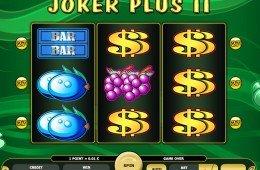 Caça-níqueis de cassino online grátis Joker Plus II