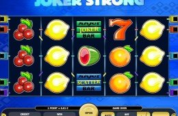 Caça-níqueis online grátis Joker Strong