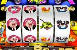 Jogo caça-níqueis de cassino online grátis Karaoke King