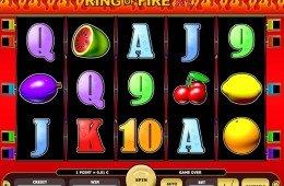 Jogo caça-níqueis de cassino online grátis Ring of Fire