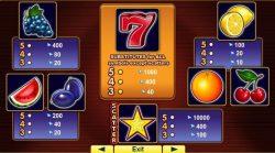 Tabela de pagamento do jogo caça-níqueis online grátis  20 Super Hot