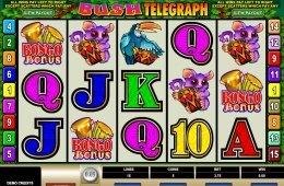 Bush Telegraph jogos de slots grátis