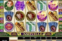 Jogos de cassino grátis Cashville