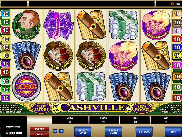cashville casino
