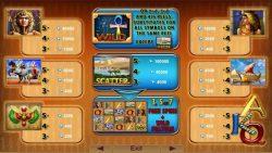 Caça-níqueis online grátis Egypt Sky para diversão
