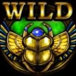 Curinga do caça-níqueis de cassino online grátis Rise of Ra –Escaravelho Sagrado