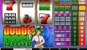 O caça-níqueis de cassino online grátis Double Dose