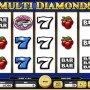 Jogo caça-níqueis online grátis Multi Diamonds