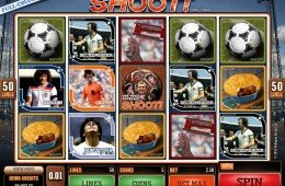 Jogo caça-níqueis de cassino online grátis Shoot!