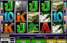 Jogo caça-níqueis de cassino online grátis Break da Bank Again