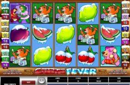 Caça-níqueis online grátis Cabin Fever
