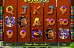 Caça-níqueis de cassino online Cash Farm da Novomatic