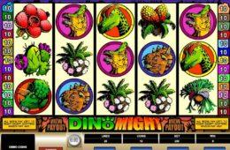 Caça-níqueis de cassino online Dino Might