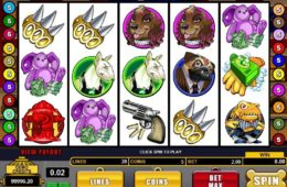 Jogo caça-níqueis de cassino online grátis Dogfather