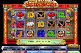 Caça-níquel online grátis House of Dragons