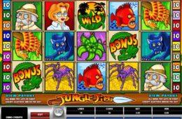 Caça-níqueis de cassino online grátis Jungle Jim