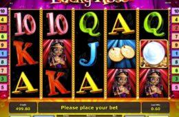 Caça-níqueis de cassino online grátis Lucky Rose