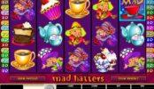 Caça-níqueis online grátis Mad Hatters