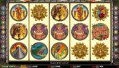 Jogo caça-níqueis online grátis Mayan Princess