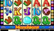Caça-níqueis online grátis Munchkins