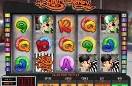 Jogo caça-níqueis online grátis Roller Derby