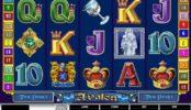 Caça-níqueis online grátis Ruby Avalon