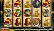 Jogo caça-níquel online grátis Ruby Scrooge