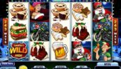 Caça-níquel online grátis Santa´s Wild Ride