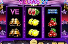 Jogo caça-níqueis online grátis Vegas 27