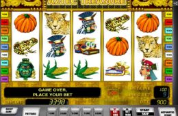 Caça-níqueis online grátis Aztec Treasure
