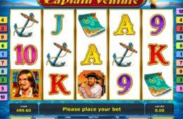 Free online slot game Captain Venture