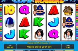 Caça-níqueis online grátis Cops'n Robbers