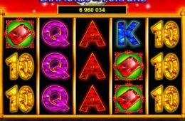 Jogo caça-níqueis online grátis Diamonds of Fortune